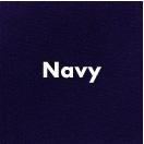 navy power cord cover